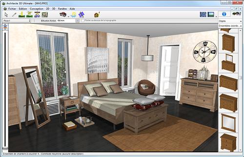 T l chargez architecte 3d construisez votre maison for Micro application architecte 3d