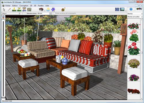 Architecte dint rieur 3d gratuit pour mac for Architecte jardin 3d gratuit