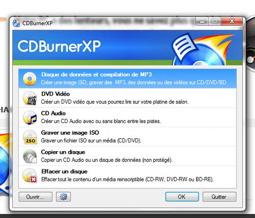 logiciel cdburnerxp pro