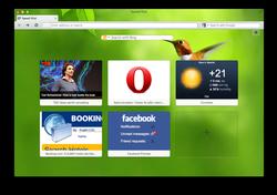 Opera pour Mac