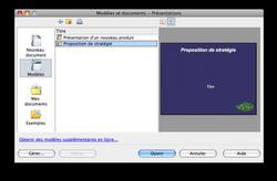 OpenOffice.org pour Mac