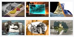 PhotoFiltre exemples de filtres