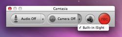 Camtasia Studio pour Mac
