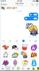 Facebook Messenger pour ISO
