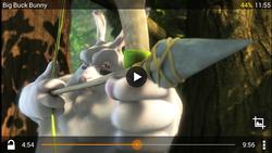 VLC pour Android lecteur vidéo