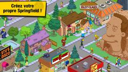 Les Simpson: Springfield pour Android