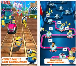 Despicable Me: Minion Rush pour Android
