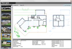 Architecte 3D Plan 2D