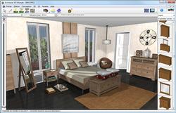 Architecte 3D Chambre ajout d'objets