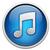 Logo iTunes pour Mac